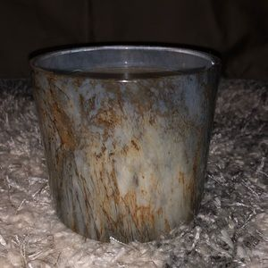 Mahogany Teakwood bath and body works candle